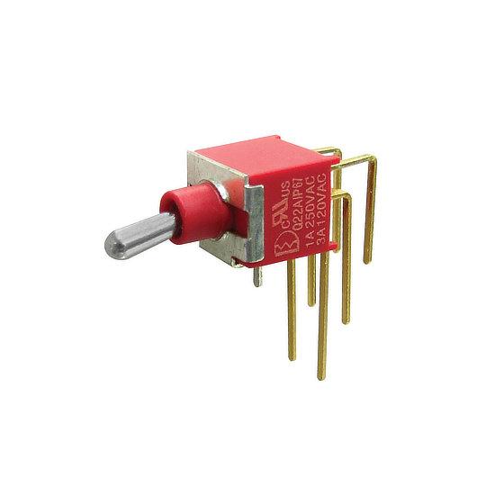 2A Series – Sealed Sub-Miniature Toggle Switches