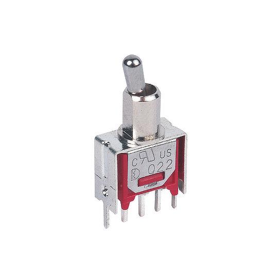 2M Series – Sub-Miniature Toggle Switches