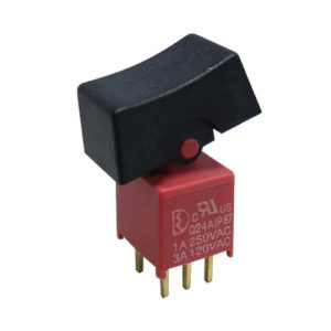 4A Series – Sealed Sub-Miniature Rocker Switch