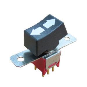 4M Series – Sub-Miniature Rocker Switch