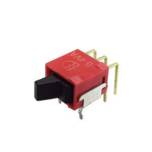 4U Series – Ultra-Miniature Rocker Switch