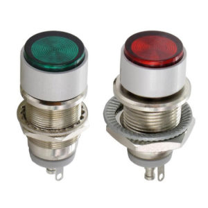 876/877/886/887 Series – Front Exchangeable LED Indicators