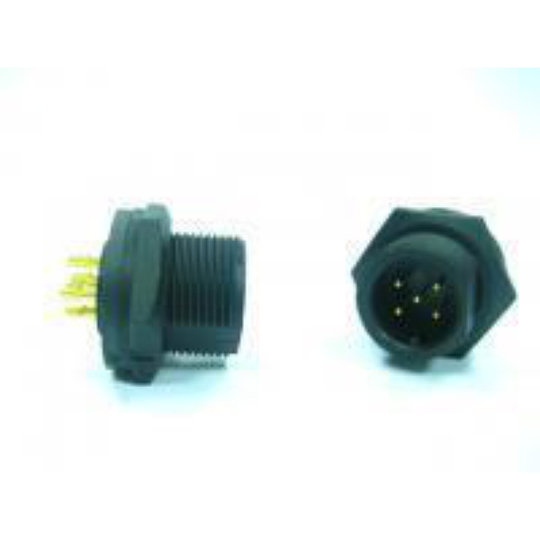 C2 Series - Waterproof Circular Connectors 5