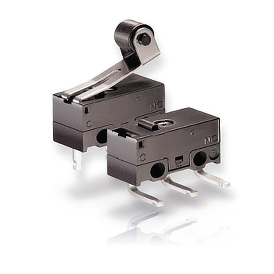 DG Series – Sub-Subminiature Microswitches