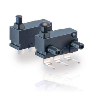 DR Series – Sub-Subminiature Microswitches