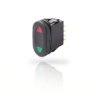 KM Series – Sealed Power Rocker Switch