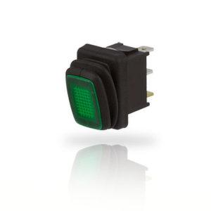 KR Series – Miniature Sealed Power Rocker Switch