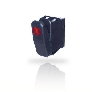 KT Series – Sealed Power Rocker Switch