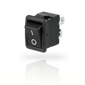 LR Series – Miniature Power Rocker Switch