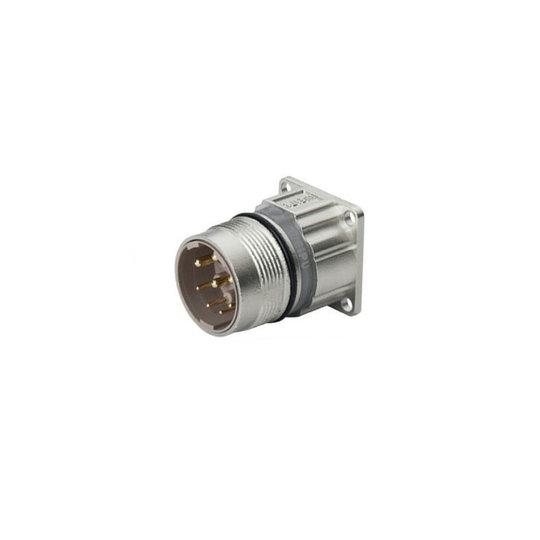 M23 Series – Waterproof Threaded Connectors