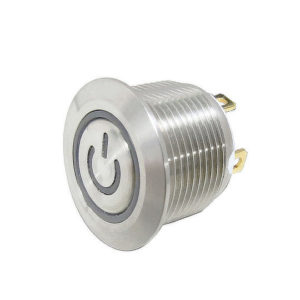 MPB16 Series – Illuminated Vandal Resistant Pushbutton