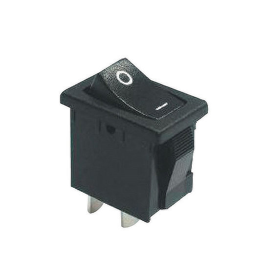 MRA Series – Ultraminiature Power Rocker Switch