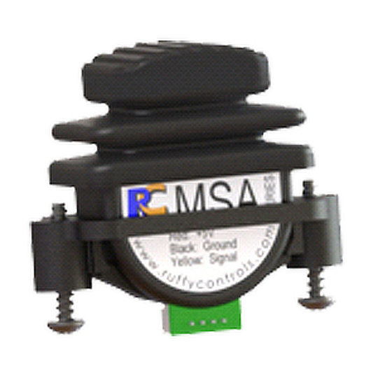 MSA Series – Micro Hall Effect Single Axis Joystick