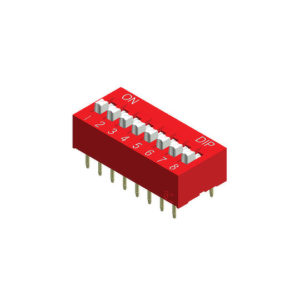 NDS/NDA/NDP Series – Dip Switch