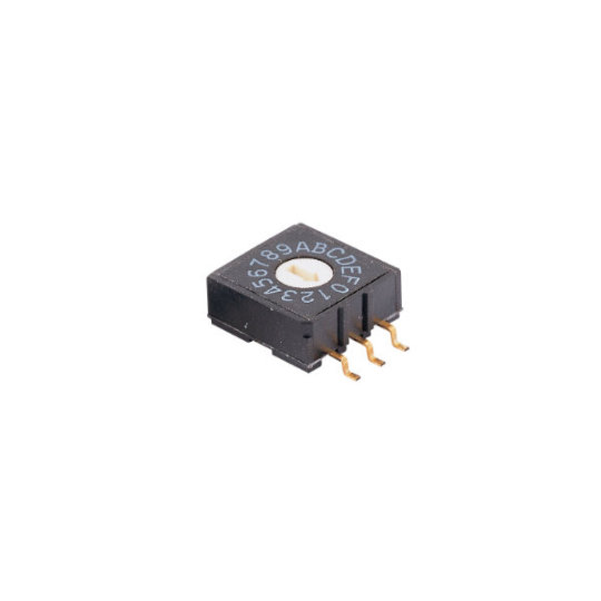 RH/RV/RM Series - Coded Rotary Switches 1