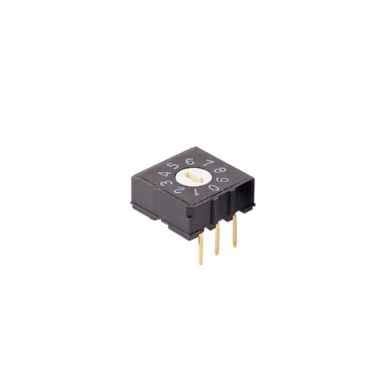 RH/RV/RM Series - Coded Rotary Switches 2