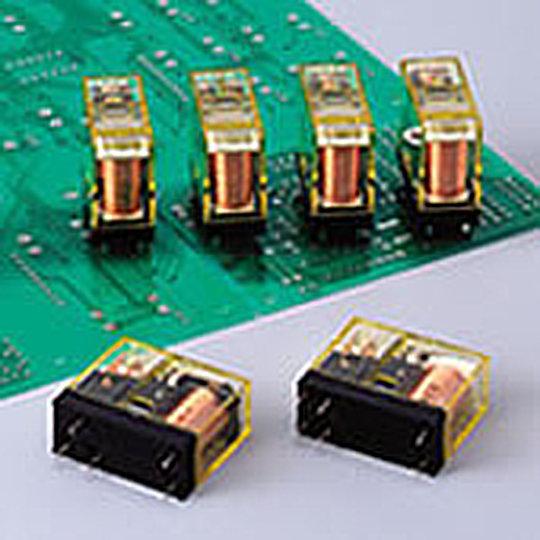 RJ (Bifurcated) Series – Slim PCB Relays