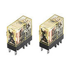 RJ Series – Slim General-Purpose Relays