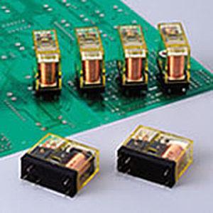 RJ (PCB) Series – Slim PCB Relays