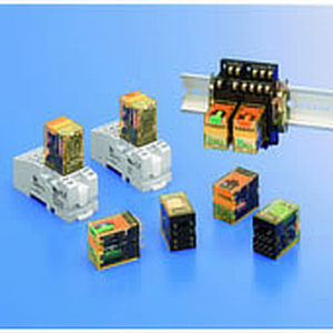 RU Series – General-Purpose Relays