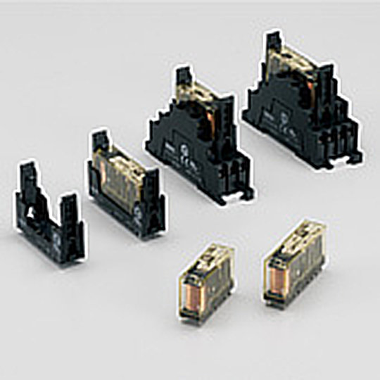 SF1V Series – Relay Sockets