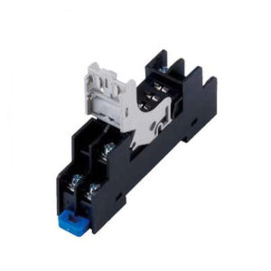 SJ DIN Rail Series – Relay Sockets