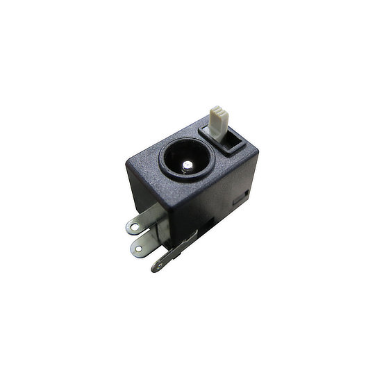 SJ Series - DC Jack Socket with Slide Switch 1