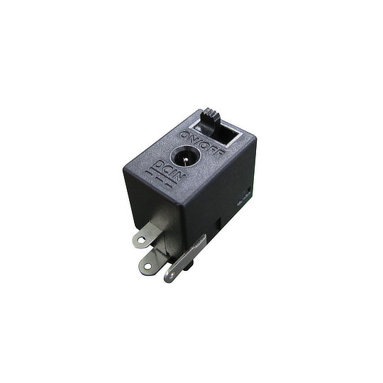 SJ Series - DC Jack Socket with Slide Switch 2