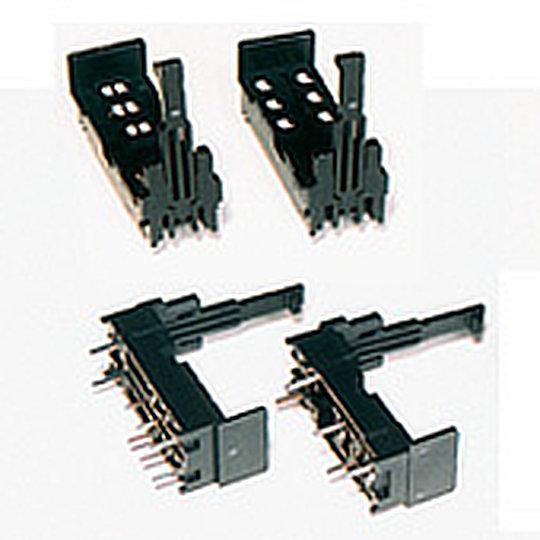 SJ PCB Series – Relay Sockets