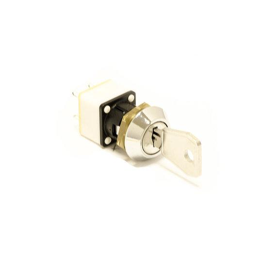 SRLMC Series - Compact Key Lock Switches