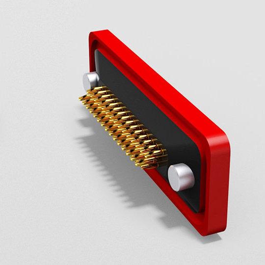 High-Density D-Sub Connectors 1
