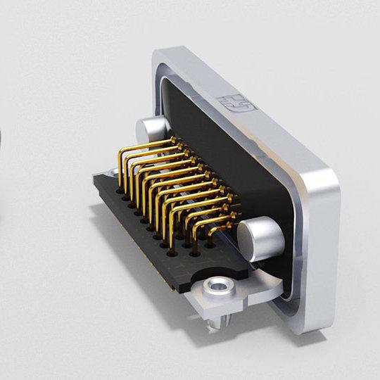 High-Density D-Sub Connectors 4