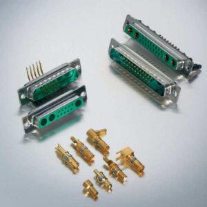 Combi D-Sub Connectors