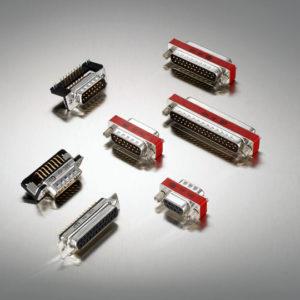 Filtered D-Sub Connectors