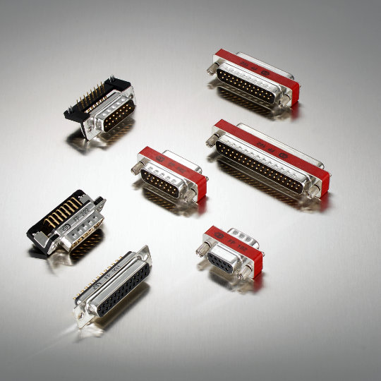 Deltron AG, Deltron, Filtered D-Sub Connectors, Filtered D-Subminiature, Filtered D-Sub