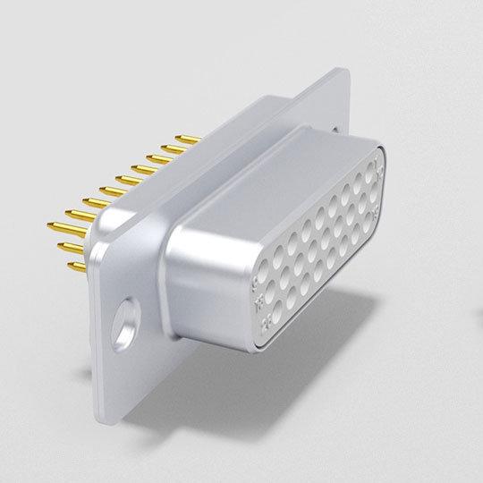 High-Density D-Sub Connectors 2