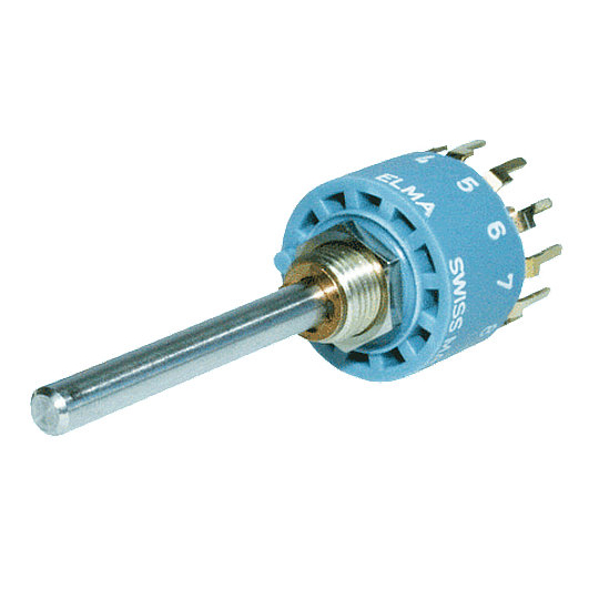 Type 01 - Rotary Selector Switch 2