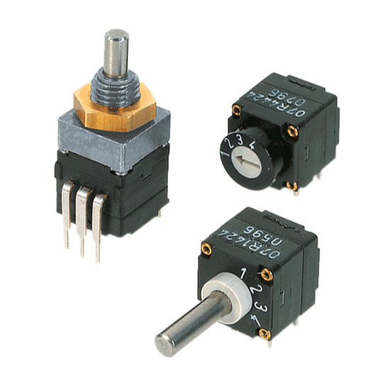 07 & C07A Rotary Coded Switches