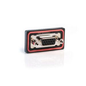 D-Sub Series – Waterproof Input/Output Connectors