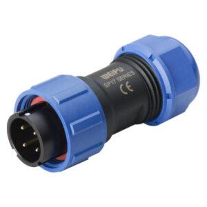 SP Series – Waterproof Threaded Connectors
