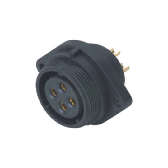SP21 Series - Waterproof Threaded Connector 8